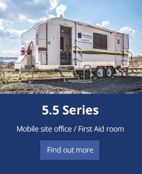 Industrial Caravans 5.5 series