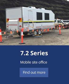 Industrial Caravans 7.2 series