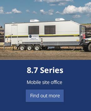 Industrial Caravans 8.7 series