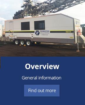 Industrial Caravans overview