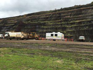 Foundation Civil and Mining Industrial Caravan Hire